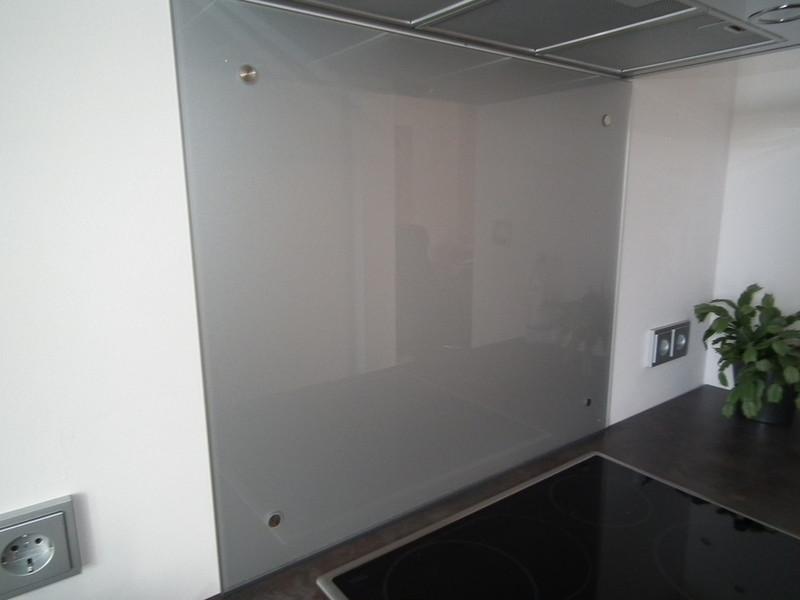 Lackiertes glas küchenrückwand  Fa. Ronny Müller Glas Bauelemente Sicherheitstechnik