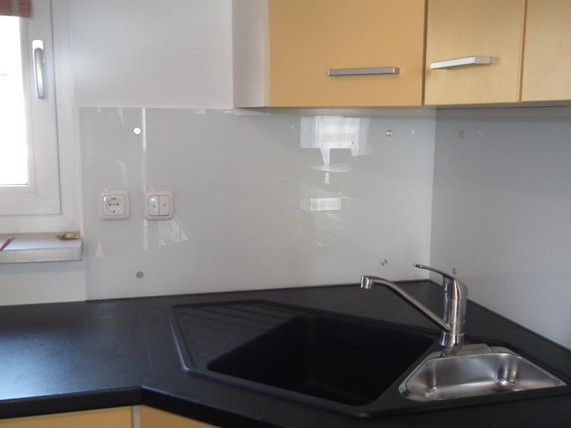 fa. ronny müller glas bauelemente sicherheitstechnik - Lackiertes Glas Küchenrückwand